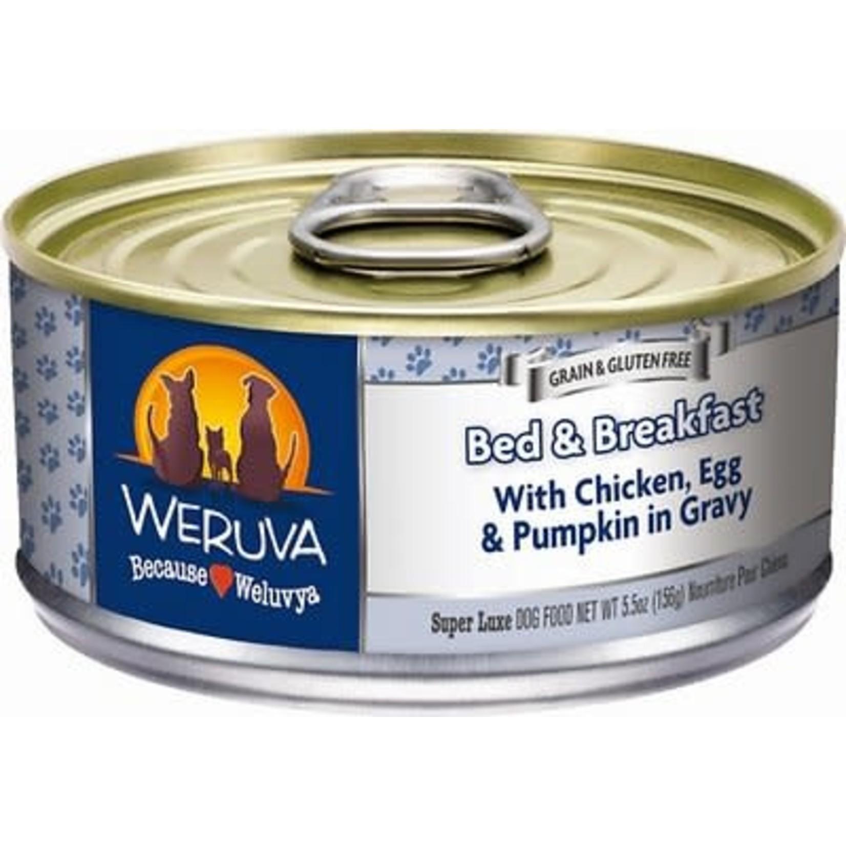 Weruva WERUVA Bed & Breakfast Dog Can 5.5oz