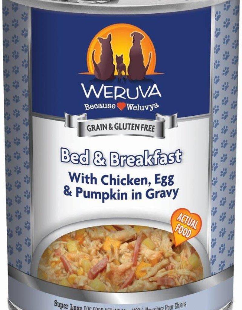 Weruva WERUVA Bed & Breakfast Dog Can 14oz