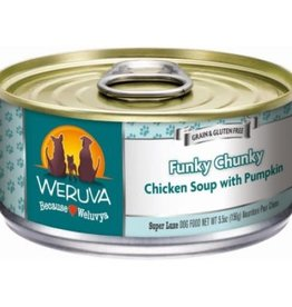 Weruva WERUVA Funky Chunky Dog Can 5.5oz