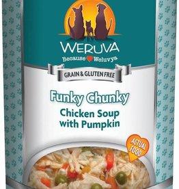 Weruva WERUVA Funky Chunky Dog Can 14oz