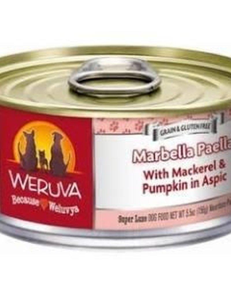 Weruva WERUVA Marbella Paella Dog Can 5.5oz