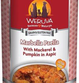 Weruva WERUVA Marbella Paella Dog Can 14oz