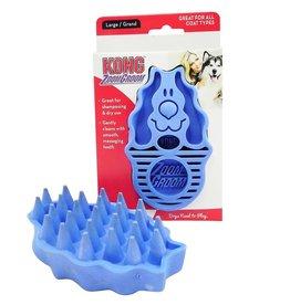 Kong KONG ZoomGroom Brush Dog