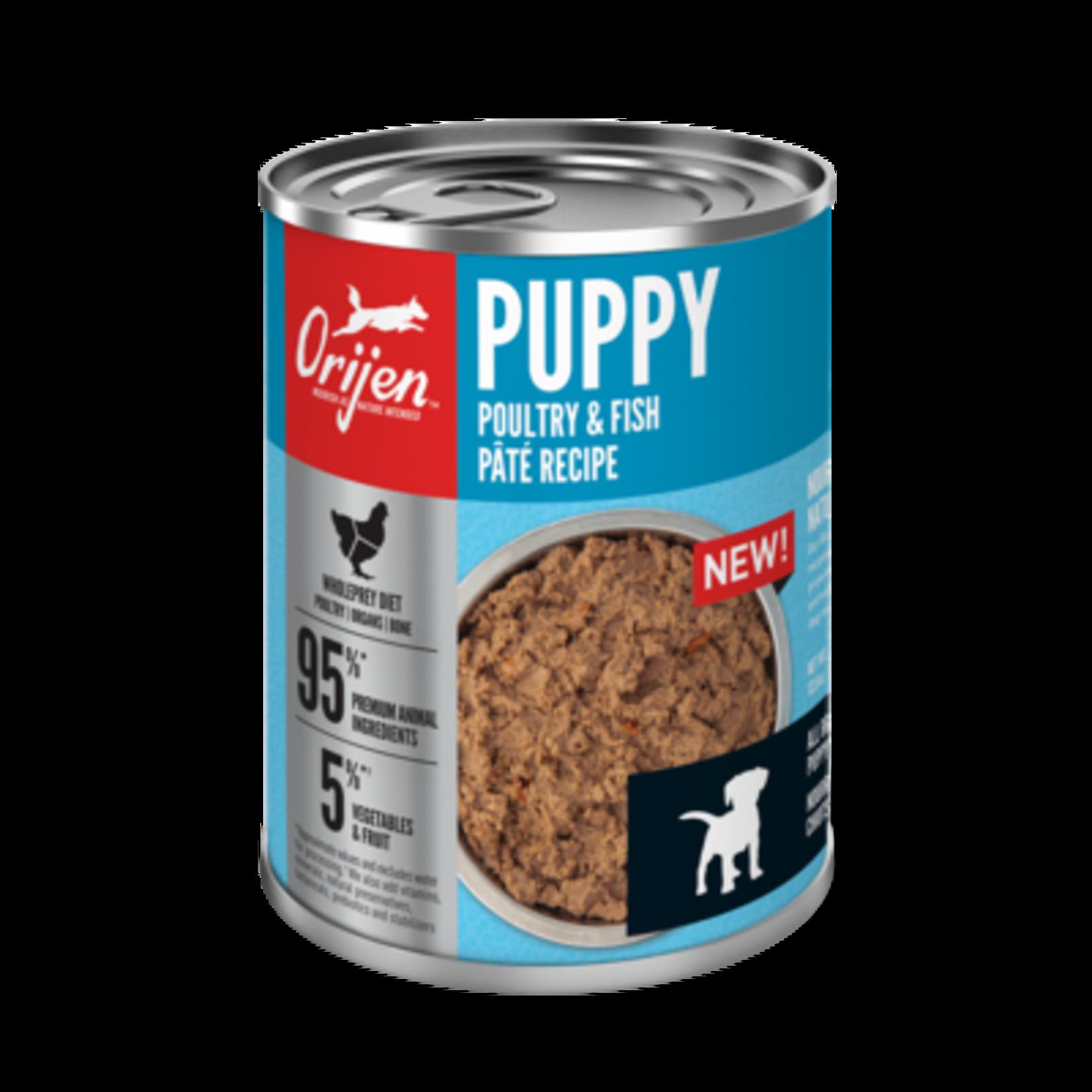 Orijen Orijen Puppy Pate Recipe Dog Can 12.8 oz