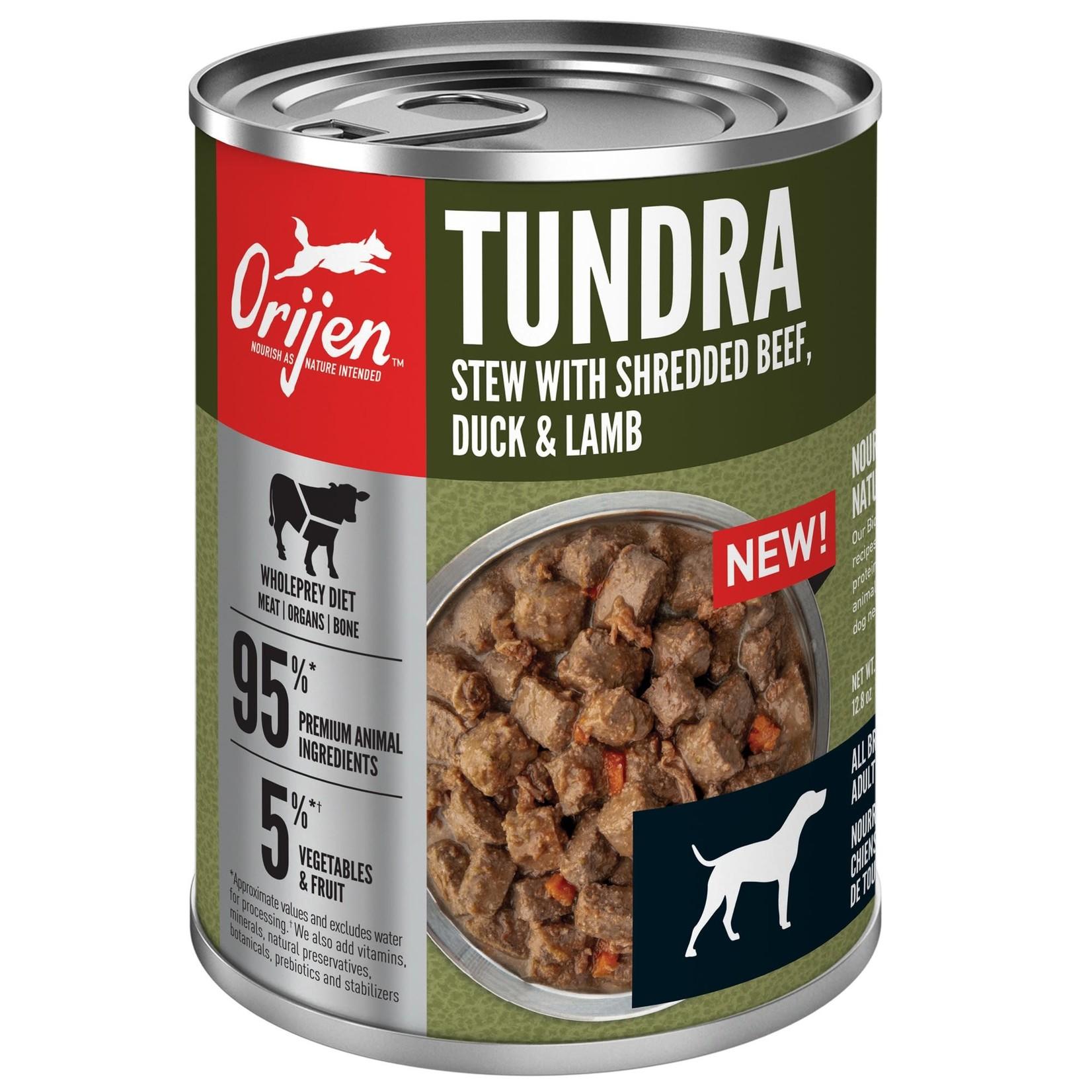 Orijen ORIJEN Tundra Stew Recipe Dog Can 12.8oz