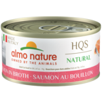 Almo Nature Almo Nature Salmon with Broth Cat Food Can 2.47oz