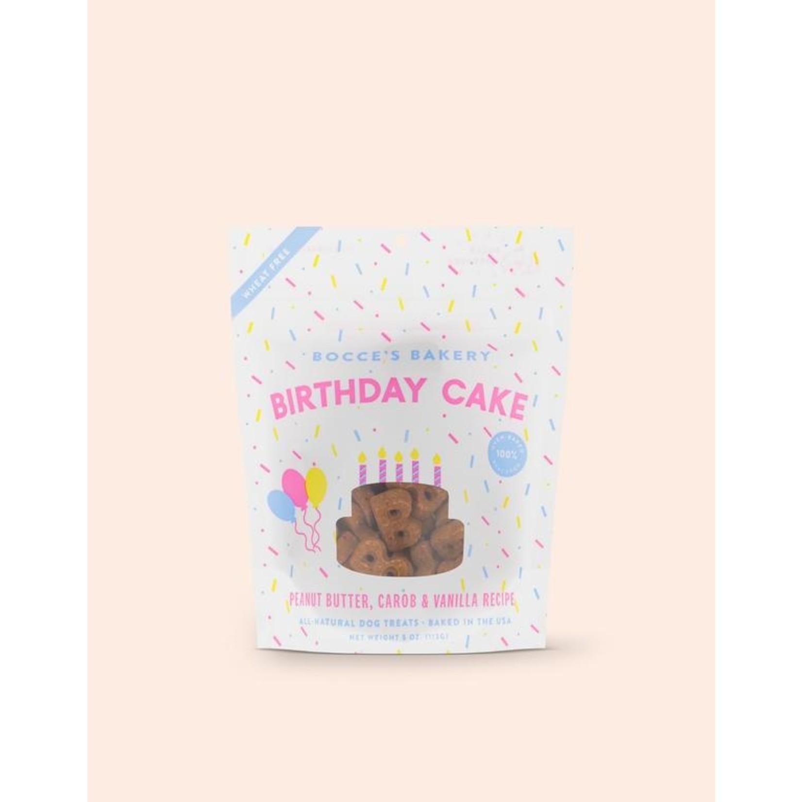 Bocce's Bocce's Bakery Birthday Cake Dog Treats 5oz