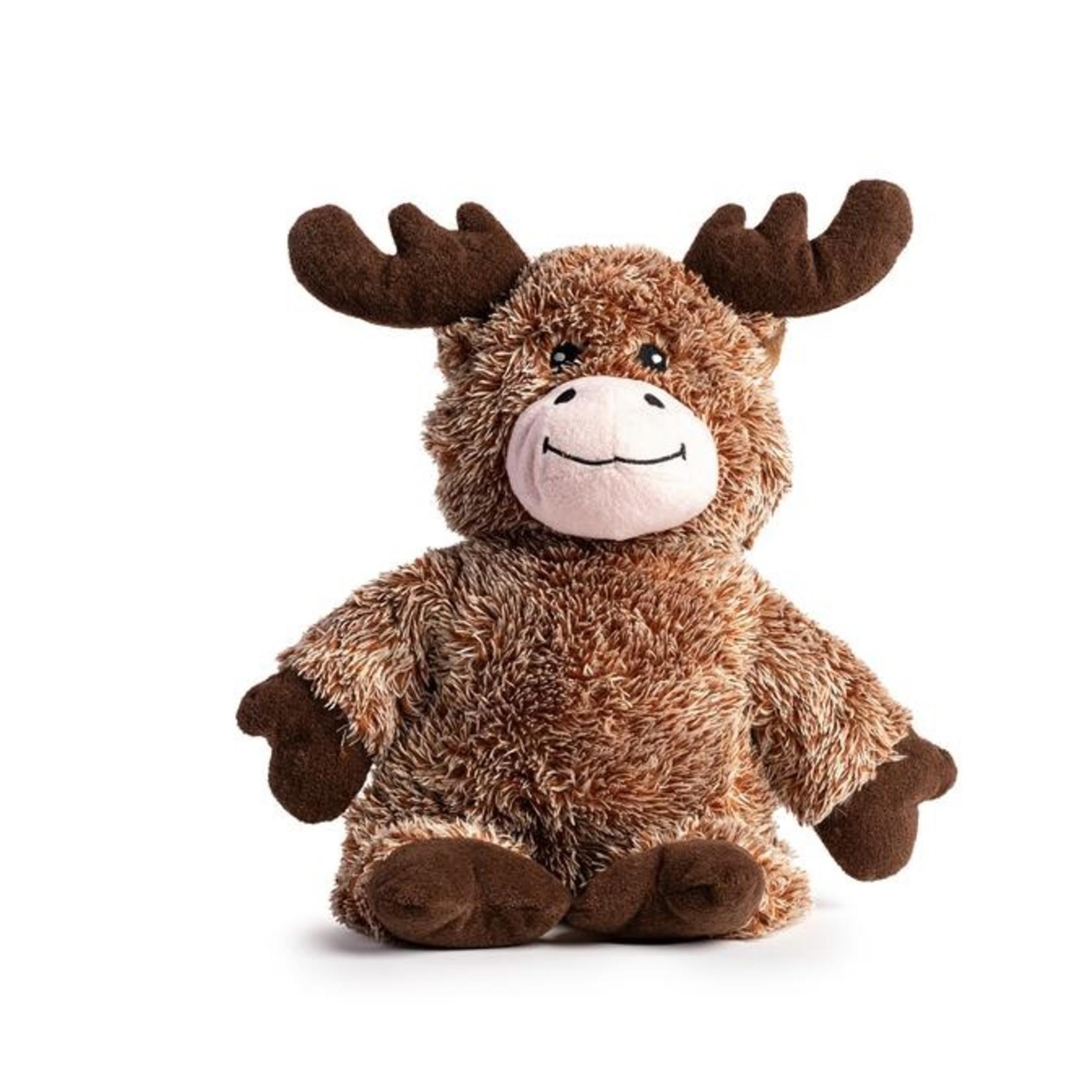 Fabdog Fabdog Fluffie Moose Dog Toy Sm