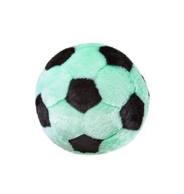 Fluff & Tuff Fluff & Tuff Squeakerless Soccer Ball Dog Toy