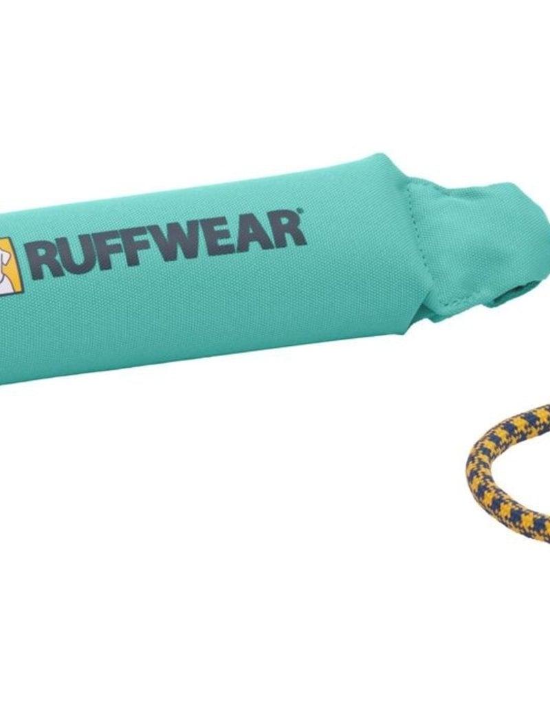Ruffwear RUFFWEAR Lunker Dog Toy Aurora Teal Med