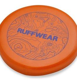 Ruffwear RUFFWEAR Camp Flyer Dog Toy Mandarin Orange