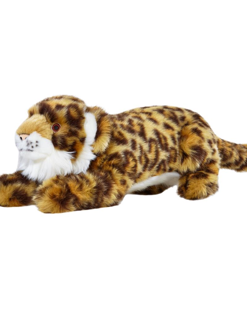 Fluff & Tuff Fluff & Tuff Lexy Leopard Dog Toy Lrg