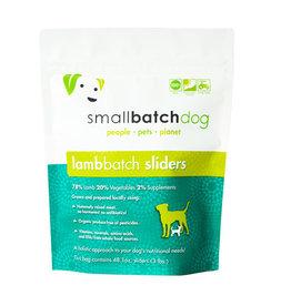Small Batch Small Batch Frozen Raw Lamb Sliders Dog 3#