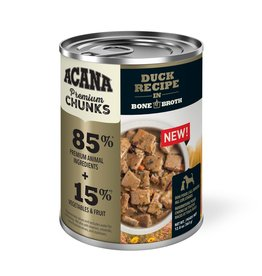Acana Acana Duck Recipe Dog Can 12.8oz