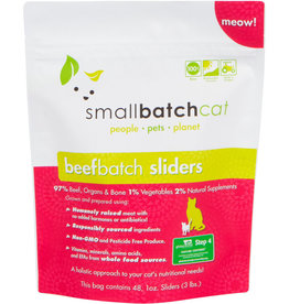 Small Batch Small Batch Frozen Beef Sliders 3# Cat *Special Order*