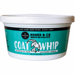 Bones & Co BONES & CO Frozen Goat Whip Tub