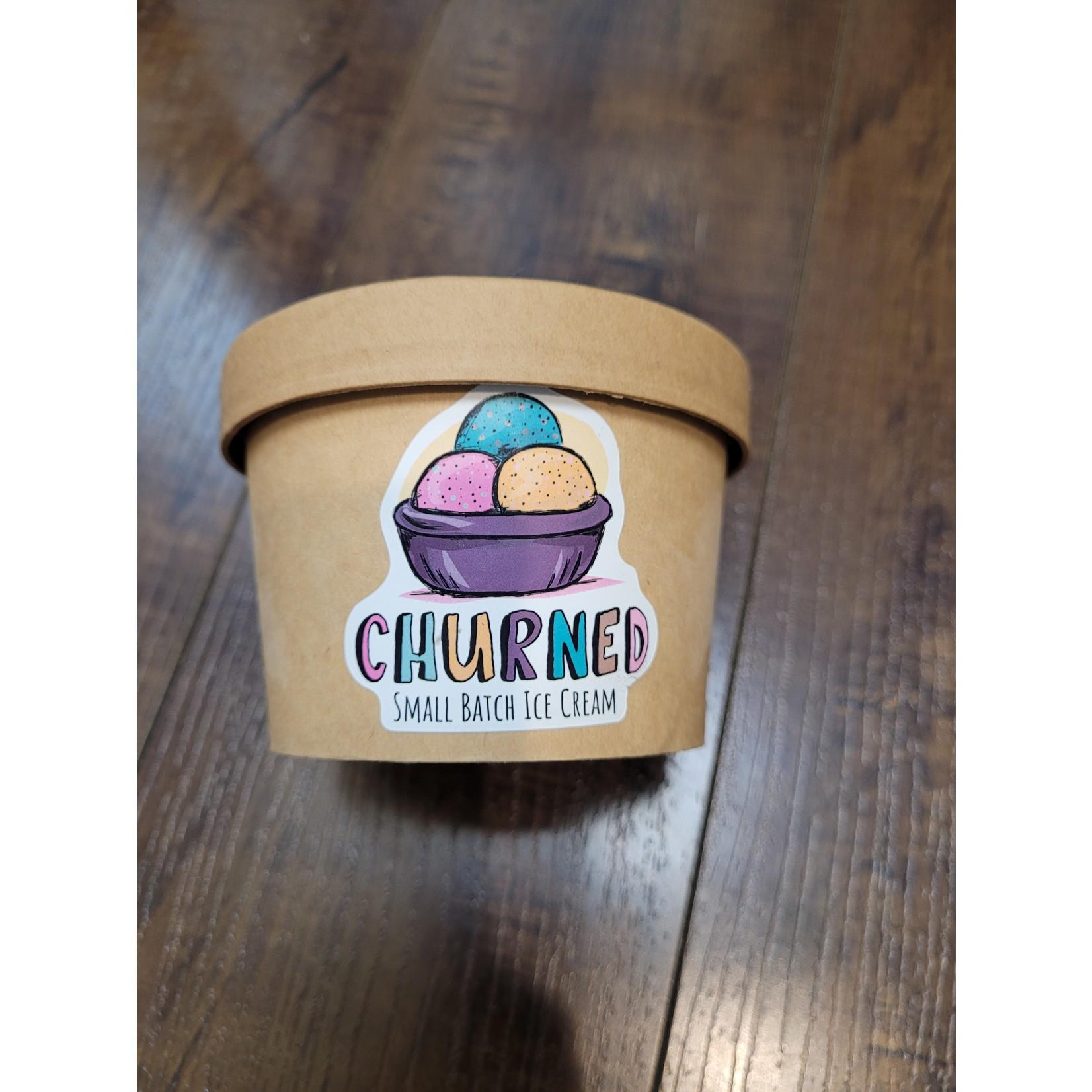 Churned Ice Cream CHURNED Ice Cream Bacon, PB, Pumpkin Pup Pint