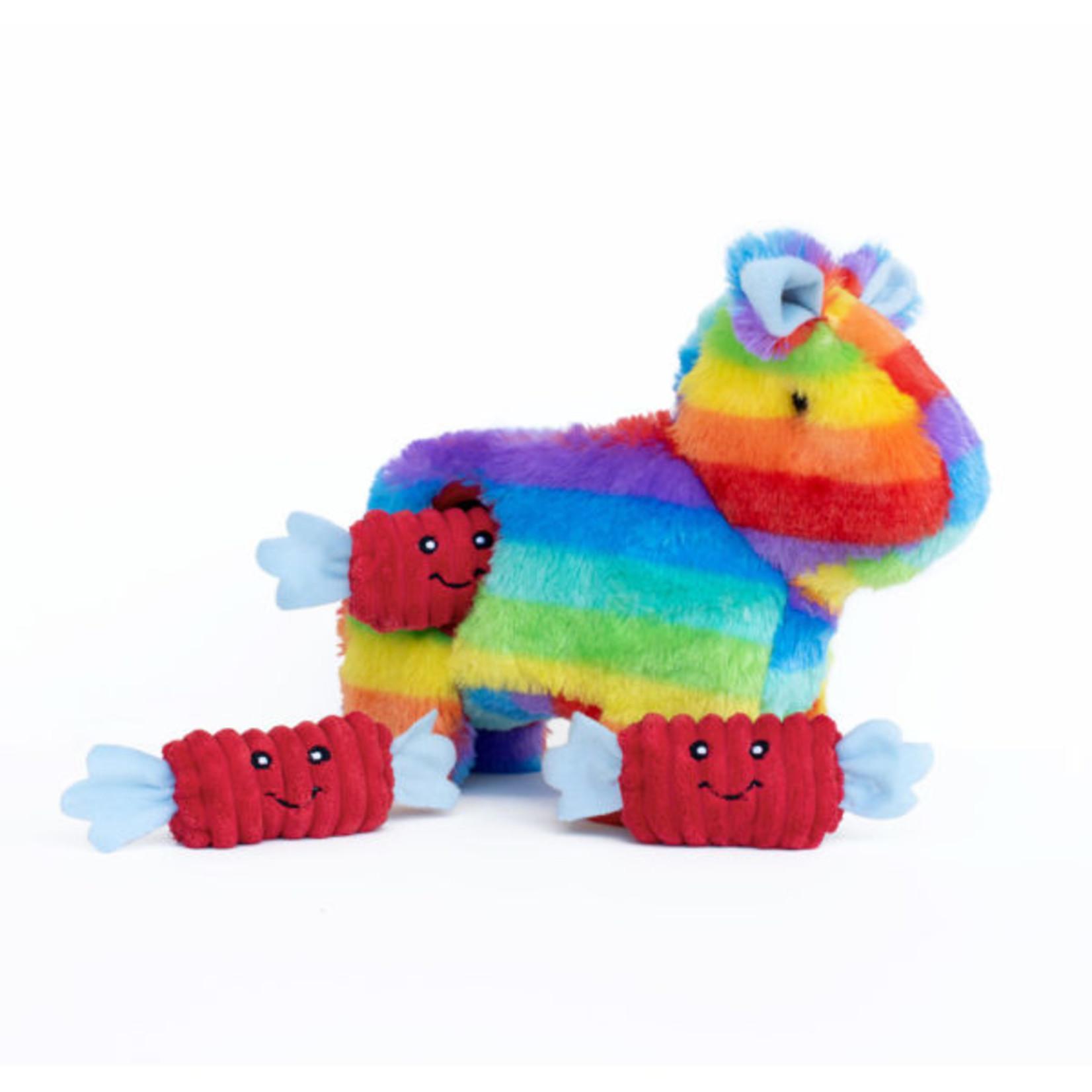 Zippy Paws Zippy Paws Pinata Burrow Toy Dog