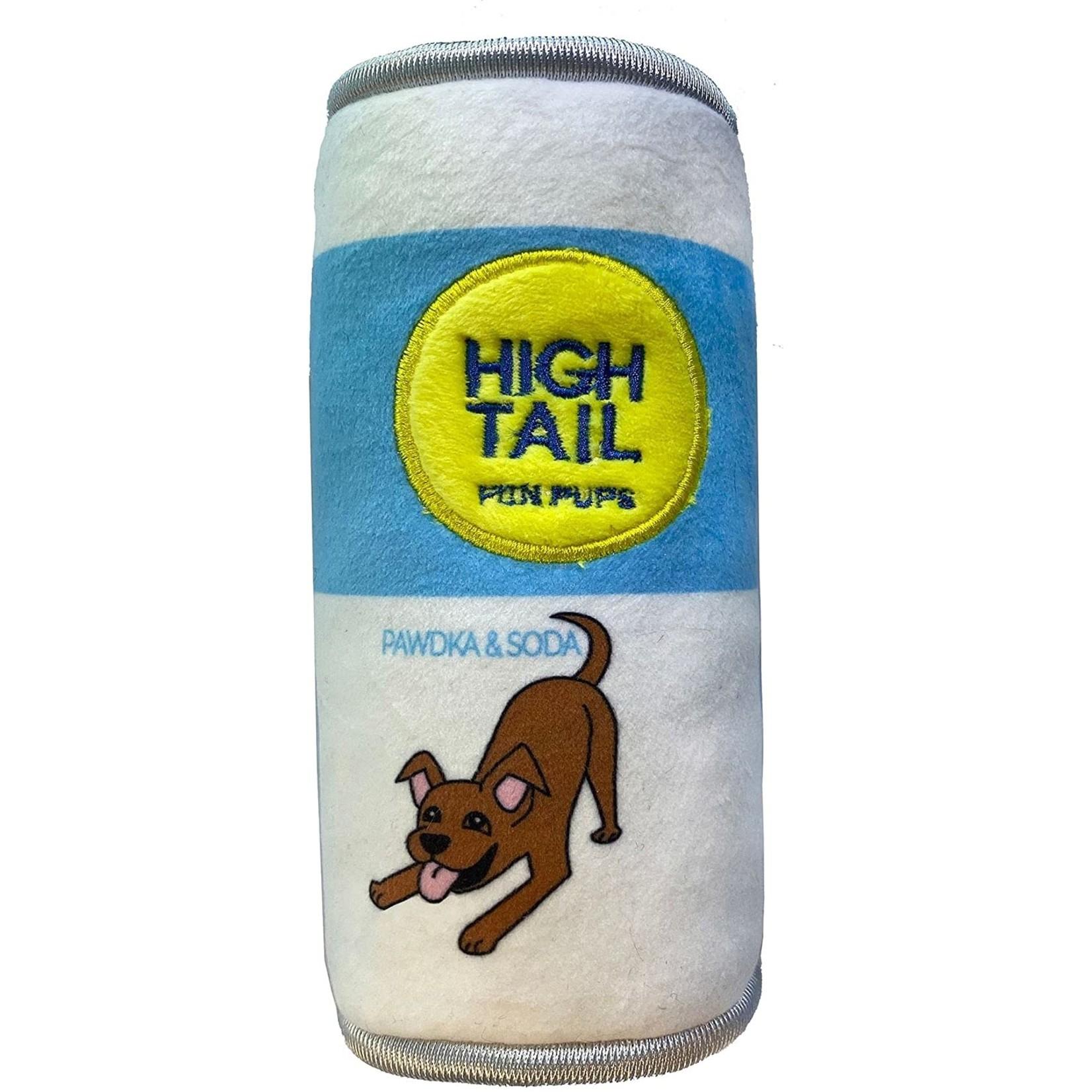 Lulubelles Lulubelles Power Plush High Tail Sm Dog Toy