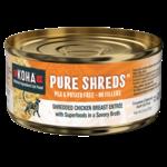 Koha KOHA Pure Shreds Chicken Cat Can 2.8 oz