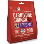 Stella & Chewys Stella & Chewy's Carnivore Crunch Turkey Dog Treats 3.25oz