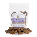 The Natural Dog Company THE NATURAL DOG CO 95% Duck Flips Training Dog 8oz