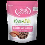 Pure Vita PURE VITA Skin & Coat Dog Treats 6oz