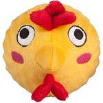 Fabdog FABDOG Faball Chicken MD Dog Toy