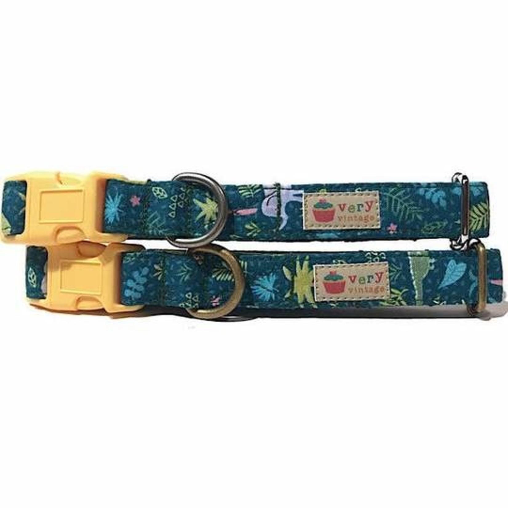 Very Vintage VERY VINTAGE Jungle Boogie Dog Collar