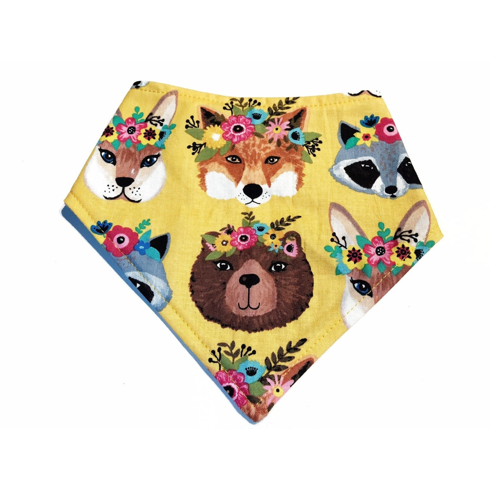 Very Vintage VERY VINTAGE Snap On Bandana Critter Crowns
