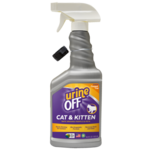 Urine Off Urine Off Cat Kitten Stain and Odor Remover 16.9oz