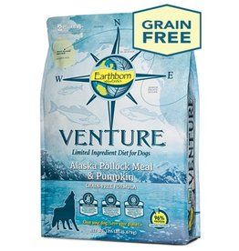 Venture Earthborn Venture Pollock Meal and Pumpkin Dog Food