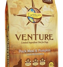 Venture Earthborn Venture Duck Meal and Pumpkin Dog Food