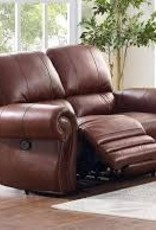 CLS Rossi Leather Dual Reclining Loveseat