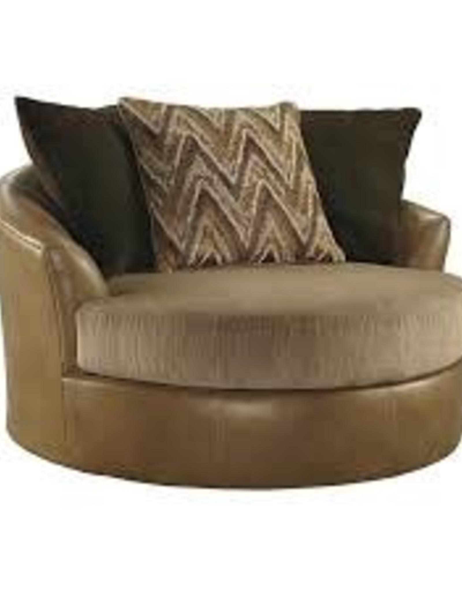 Ashley Ashley Declain Sand Oversized Chair