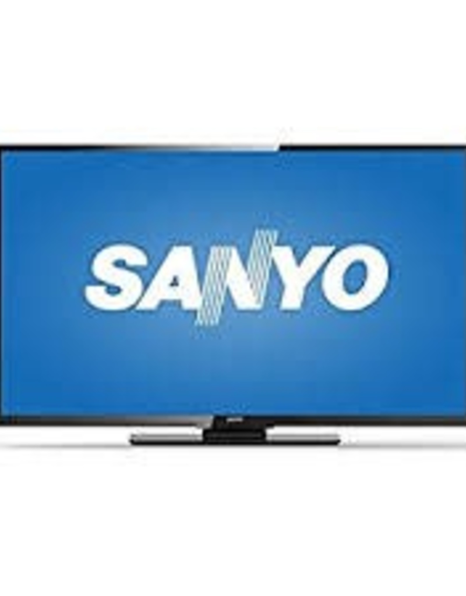 "Climatic 55"" Sanyo TV"