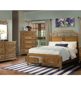 Elements Mystic Bay Queen Bed