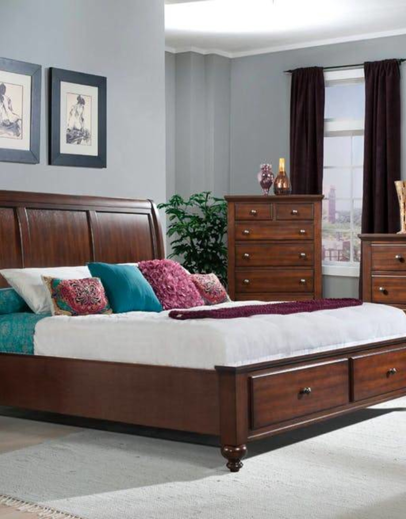 Elements Chatham Queen Bed