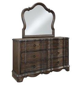 Standard Parliament Dresser/Mirror