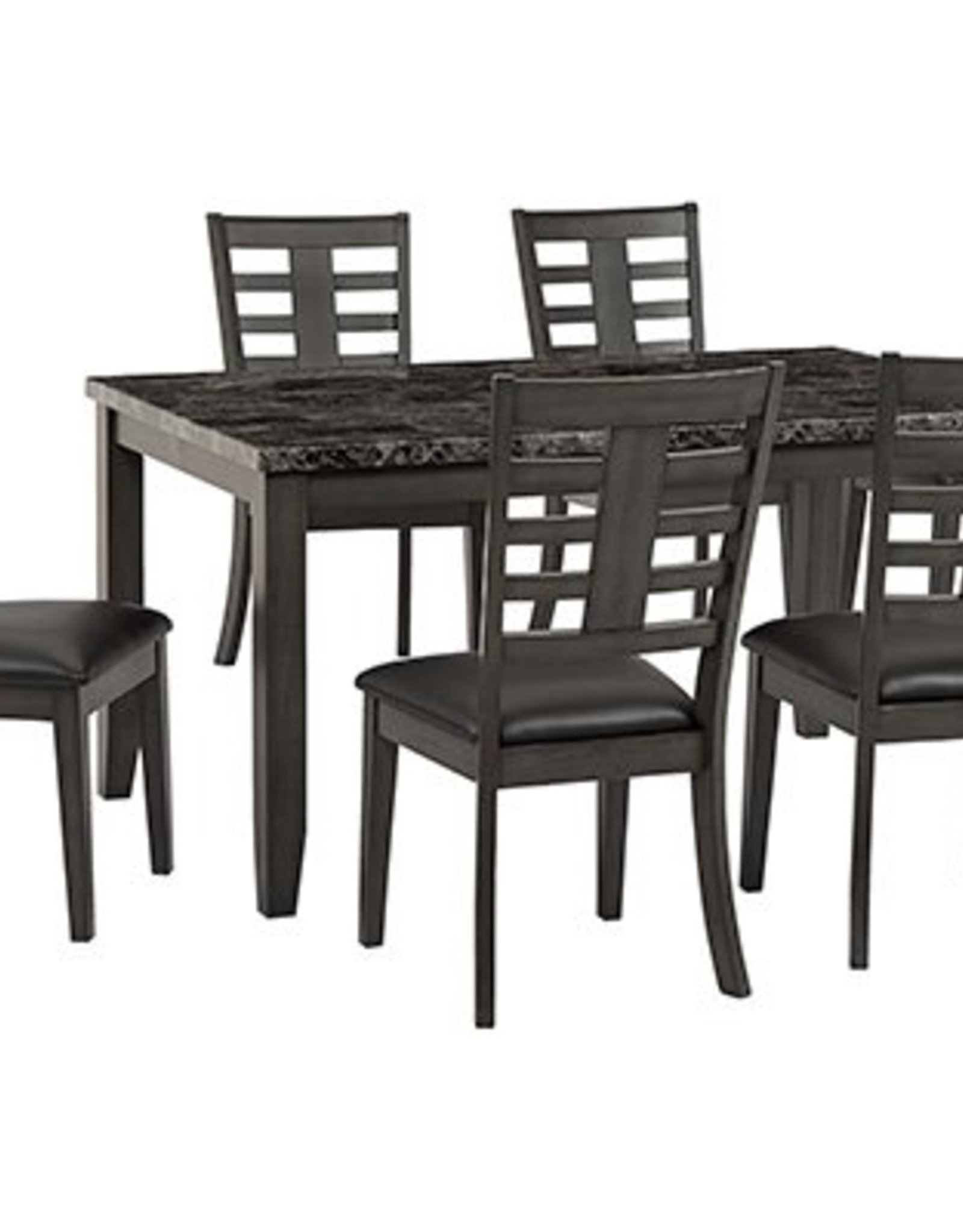 Standard Canaan Table W/6 Chairs