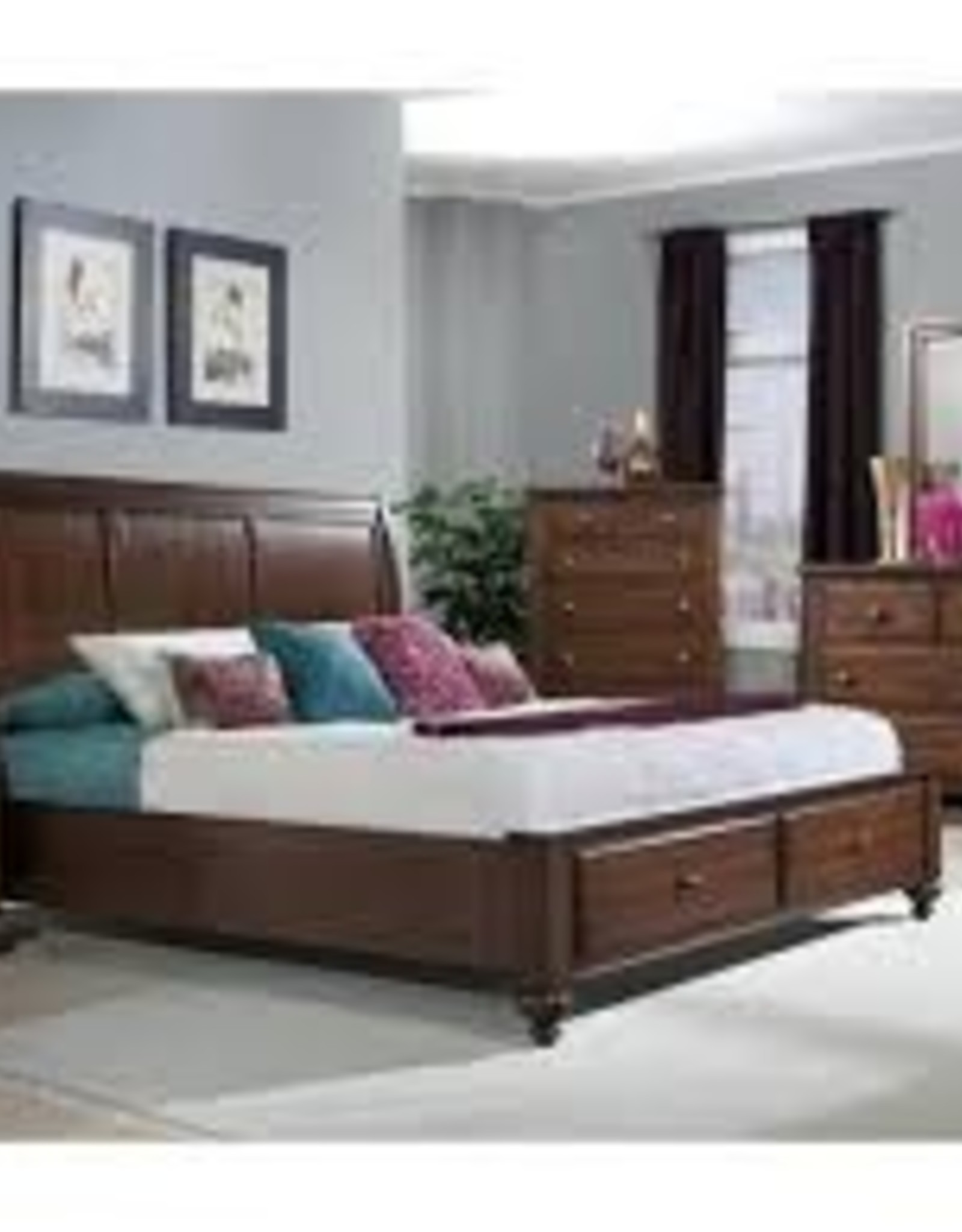 Elements CH555 Chatham DMCN Q Bed