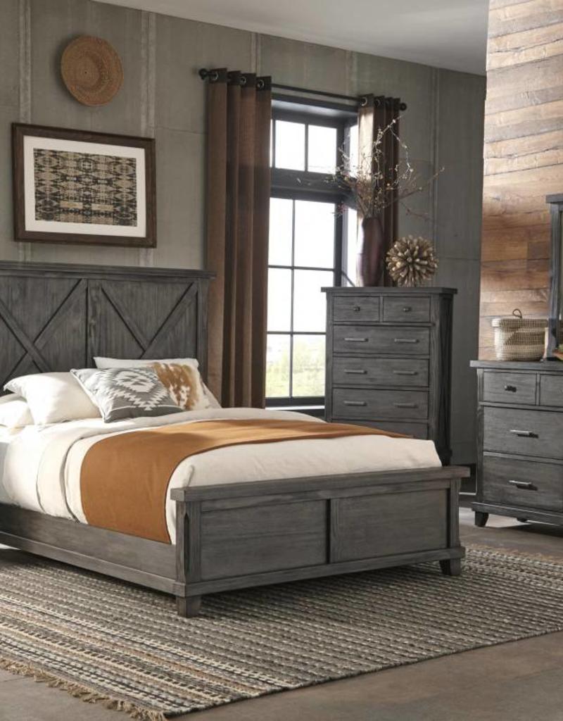 Kith Furniture Hacienda Gray Chest