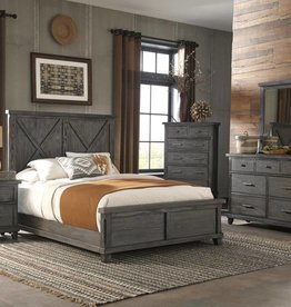 Kith Furniture Hacienda Gray Dresser
