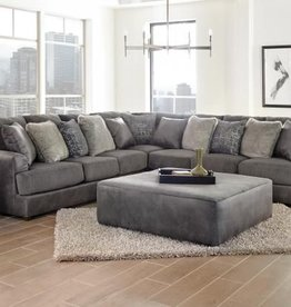 Jackson Catnapper Cortland 3pc Sectional