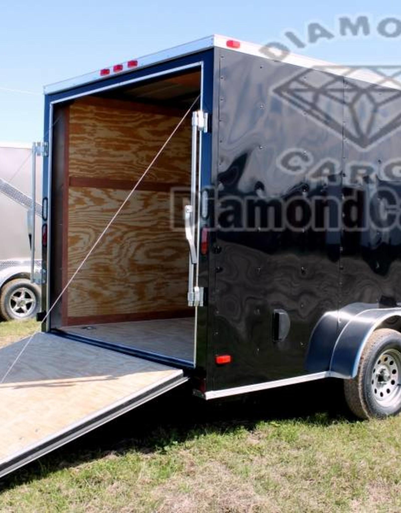 Diamond Cargo 7x16 Diamond Cargo Trailer