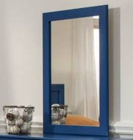 Kith Furniture Royal Blue Mirror