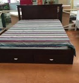 CLS Madrid Queen Storage Bed
