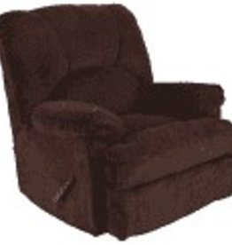 Washington Furniture Mitchell Chocolate Recliner: Disc