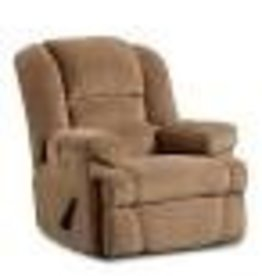 Washington Furniture Mitchell Sand Recliner: Disc