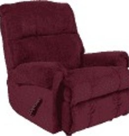 Washington Furniture Kelly Burgundy Recliner: Disco